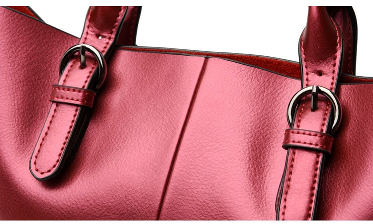 Women leather handbag, trendy new bag, shoulder bag. 3170-9